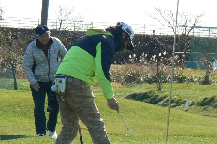 ゴルフ 剣山