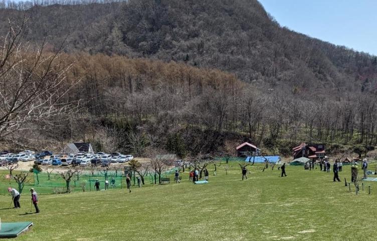 八剣山オープン
